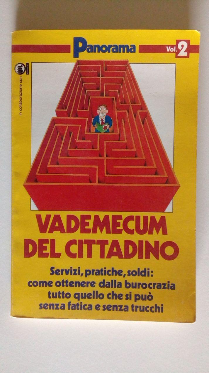 VADEMECUM DEL CITTADINO - VOLUME 1 + VOLUME 2