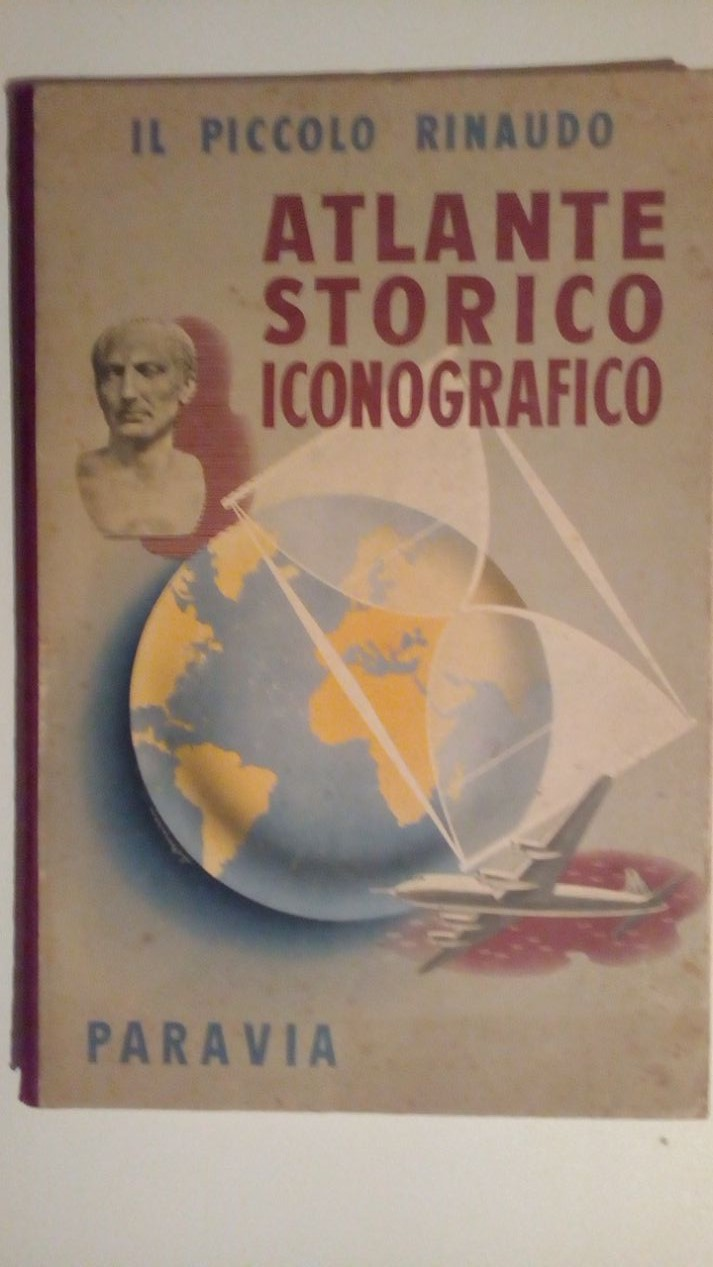 ATLANTINO I.G.E.I. CON DIZIONARIO GEOGRAFICO