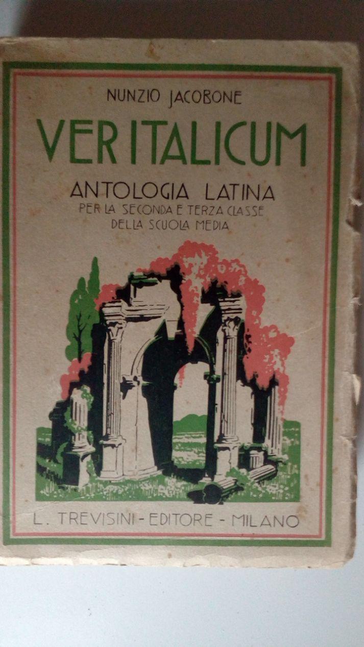 VACANZE - CORSO DI RIPETIZIONE PER L'ITALIANO, IL LATINO, LA STORIA, LA GEOGRAFIA, LA MATEMATICA - VOLUME 1. - PER LA PRIMA CLASSE DEL GINNASIO, DELL'ISTITUTO TECNICO E MAGISTRALE